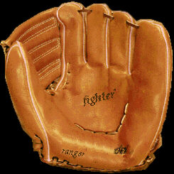 catcher glove