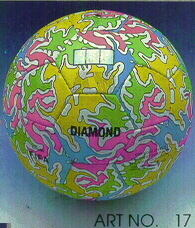 soccer ball  / DIAMOND
